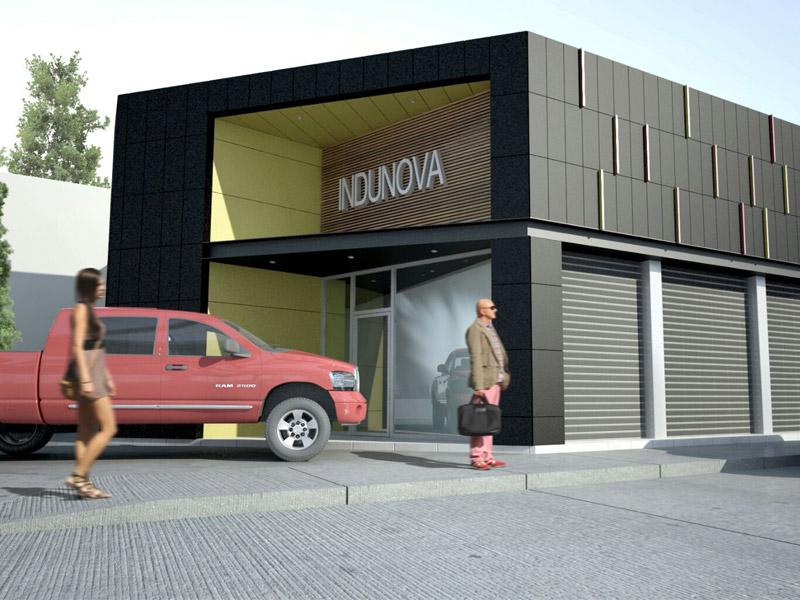 Locales Induinova - Constructora IIAM