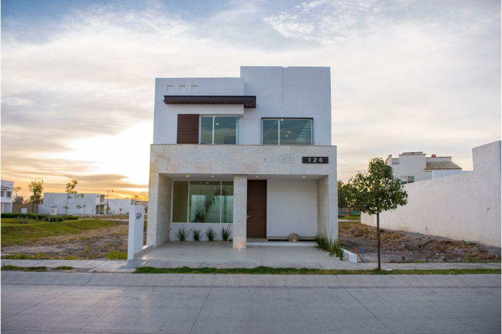 Casa SL4 - Constructora IIAM