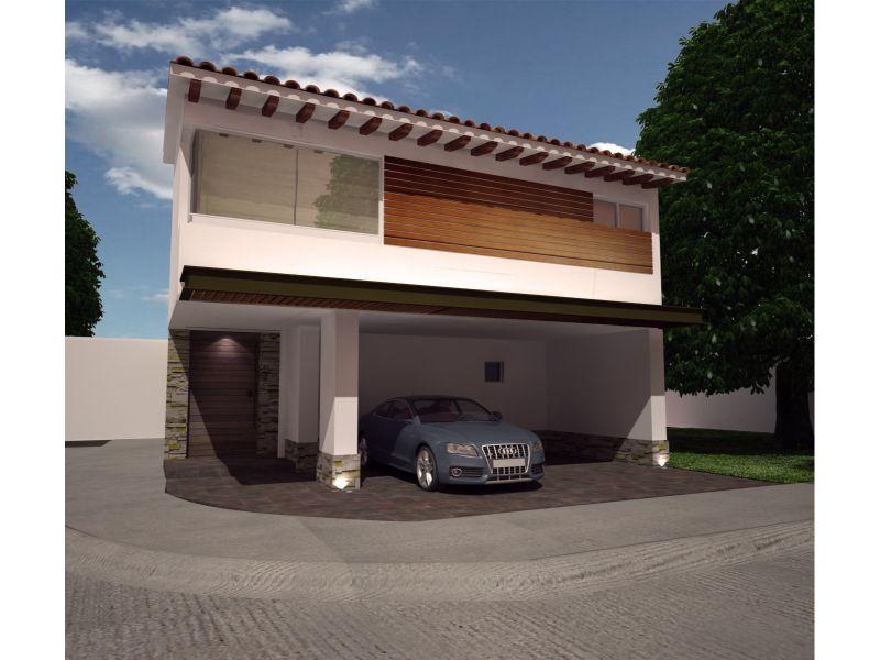 Casa Bosques 1 - Constructora IIAM