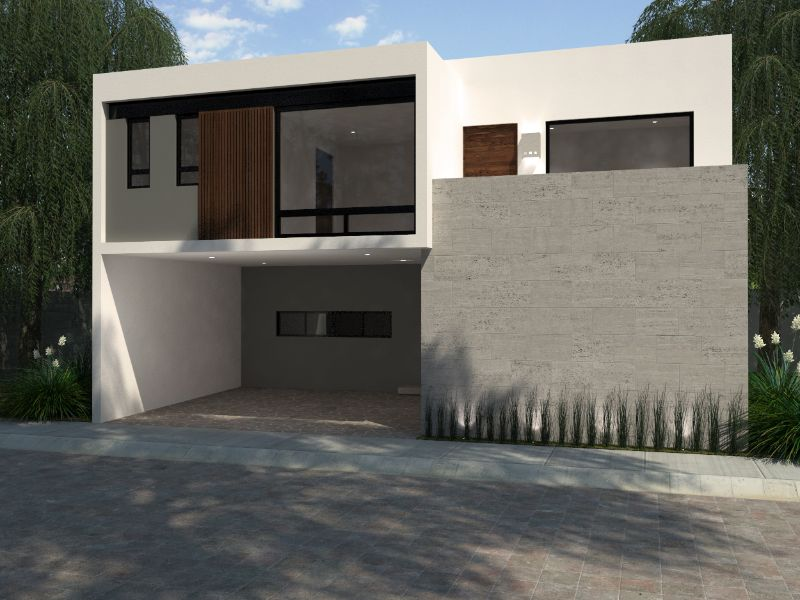Casa Jardines de santa fe - Constructora IIAM